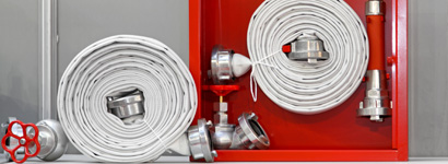 Fire and security alarm and State Fire Service Directorate